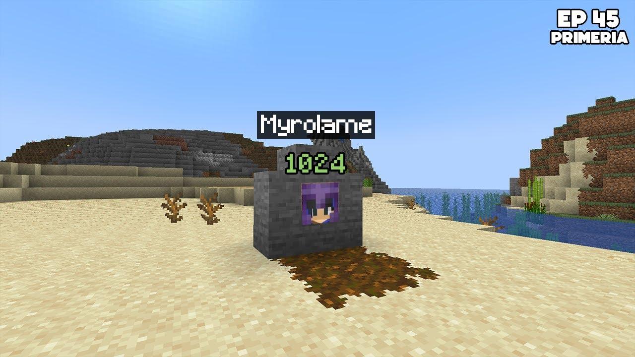 Download Finalement j'ai perdu 1024 NIVEAUX... - Episode 45 Primeria S3 - Minecraft Survie 1.17