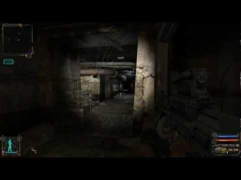 Stalker Тень Чернобыля #21 [ЧАЭС.О-Сознание]