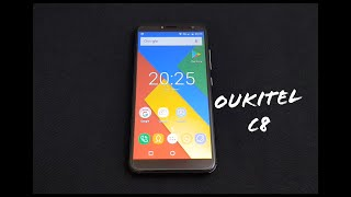 OUKITEL C8 - Review