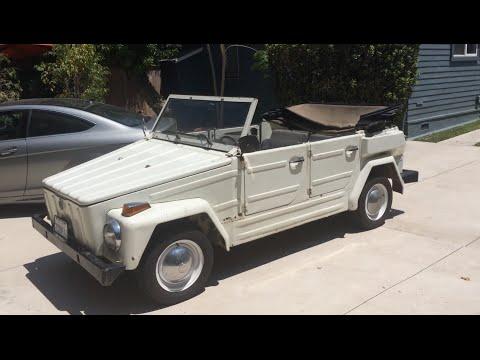 VW Thing -