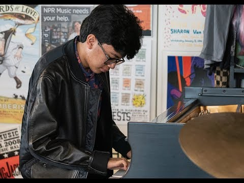Joey Alexander: NPR Music Tiny Desk Concert