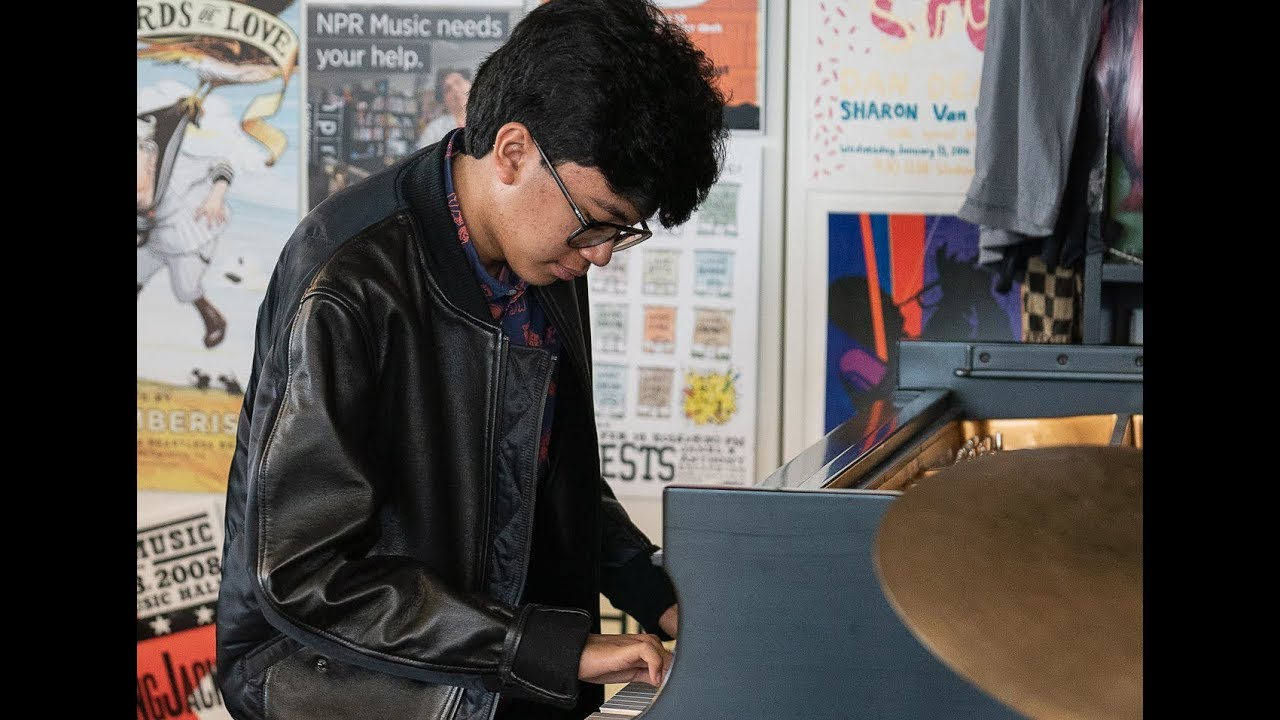 Joey Alexander | NPR Music Tiny Desk Concert