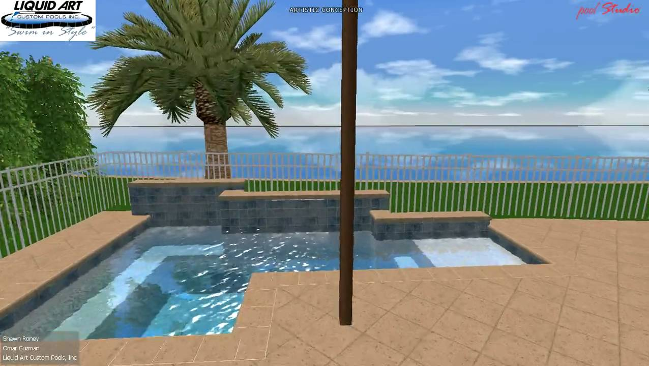 Swimming Pool Lake Worth Roney Youtube