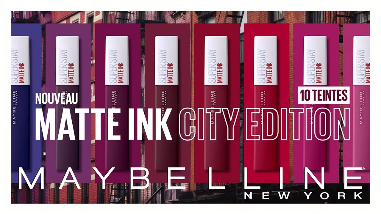 70f7b3904c9 Maybelline Superstay Lipstick Matte Ink 130 Self Starter