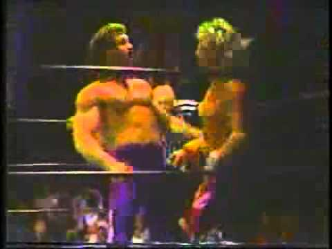 NWA '86 - Rock N Roll Express vs. Manny Fernandez & Rick Rude