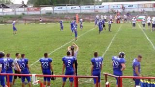 Finale TLS: Novi Sad Wild Dogs - Sofia Golden Bears