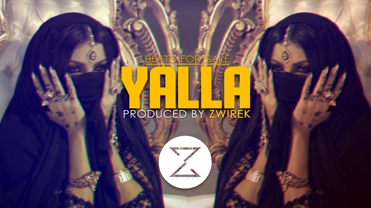 'Yalla' | Arabic | Trap | Oriental | Beat | Instrumental | Produced by ZwiReK