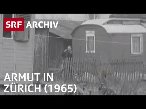 Armut in Zürich (1965) | SRF Archiv