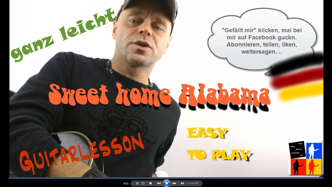 Sweet Home Alabama New Version