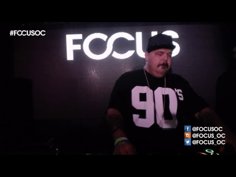 DJ Sneak Live at Focus 1-30-18
