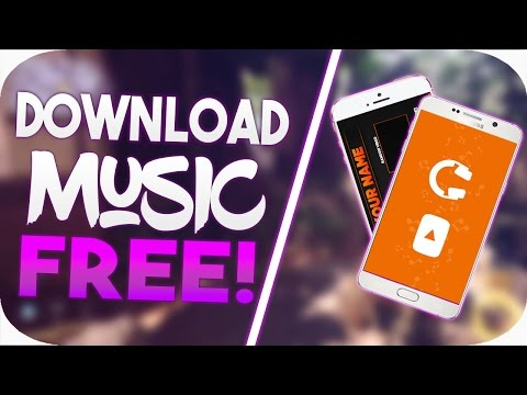 How To Download Music From YouTube On Android 2016 (Free!)