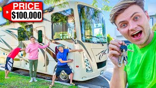 Download LAST TO LEAVE $100,000 RV KEEPS IT!! Mp3 and Videos