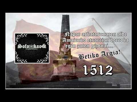 Sofokaos - Betiko Argia