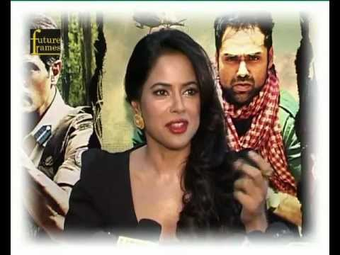 Interview of Sameera Reddy for ''Chakravyuh''