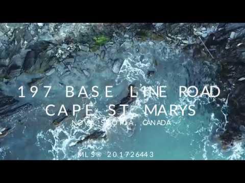 197 Base Line Road, Cape St Marys, Nova Scotia, Canada