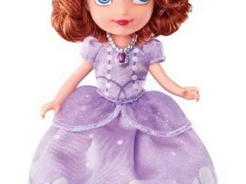 a8127f530c Details Disney Sofia The First Sofia s Royal Fashion Doll with Gown Deal