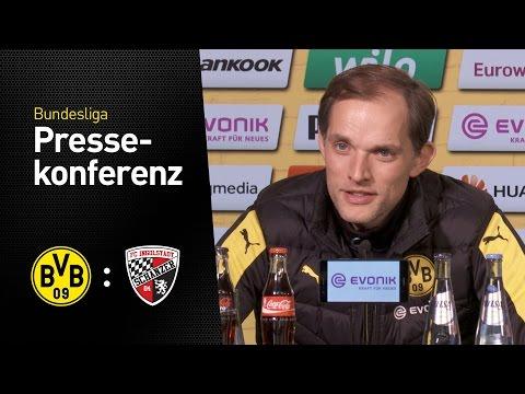 Thomas Tuchel nach dem Arbeitssieg gegen die Schanzer | BVB - FC Ingolstadt 1:0