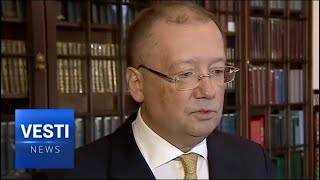 "Russian Ambassador Asks: Is Salisbury a Repeat of the ""Iraq Has Weapons of Mass Destruction"" Lie?"