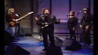 """Walk On The Wild Side"" with Lou Reed live on Letterman"