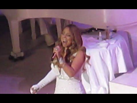 Mariah Carey - Joy To The World + Remix Gospel Ad Lib Live 2014