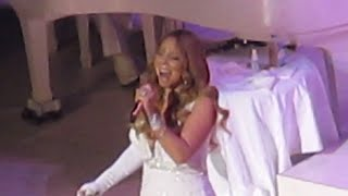 "Mariah Carey - Joy To The World + Remix Gospel Ad Lib Live 2014 ""Amazing"" in Beacon Theater Dec 21"