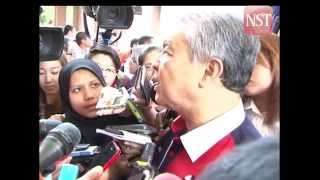 Fresh MIC polls welcomed by Zahid