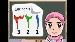 """Video Pembelajaran - """"ANGKARAB"""" Mengenal Angka Arab 1-100"""