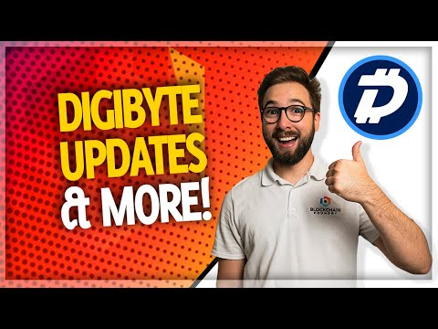 Digibyte News, Cryptocurrency News, & Bitcoin with Josiah Spackman