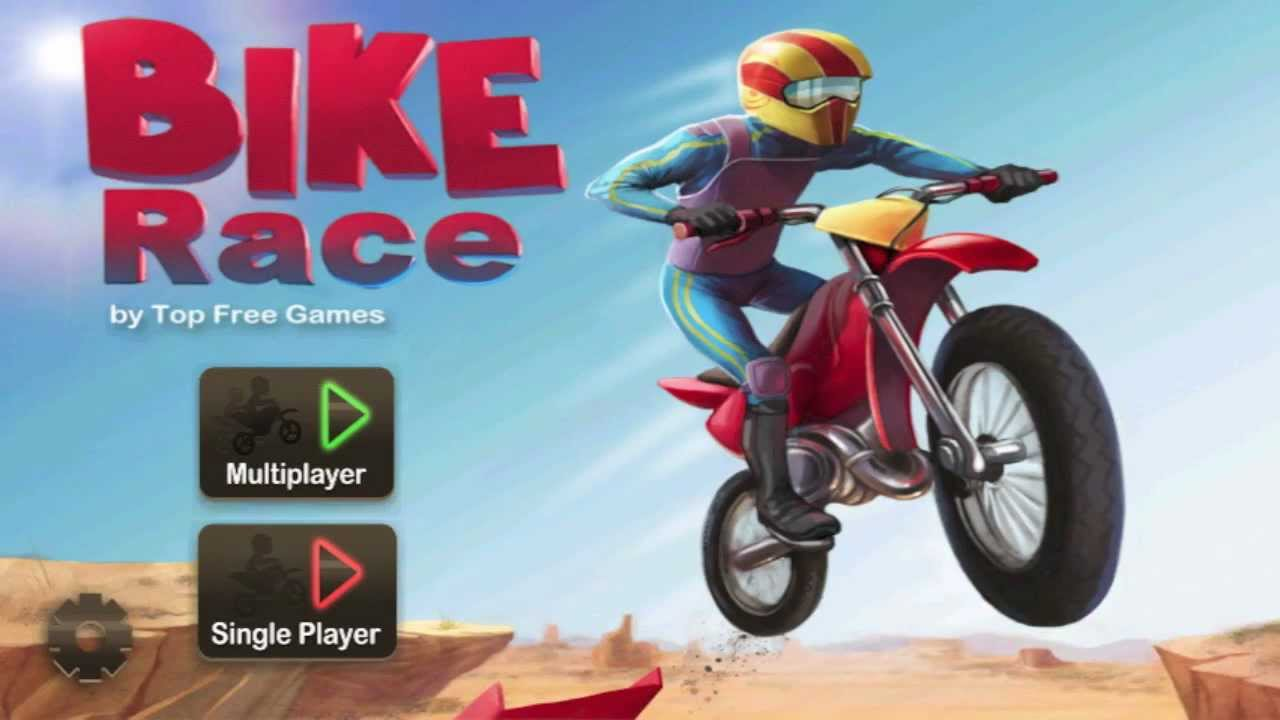 bike race free android