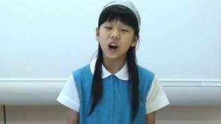 第十九屆香港兒童金口獎比賽 - 陳思慧 - 我的快樂家庭 -