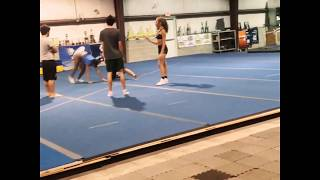 Typical Tuesday nights for me!Gymnastics tumbling and Capoeira Martial Arts training!