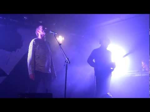 Karl Hyde - Dirty Epic. Live @ Brighton Komedia. HD