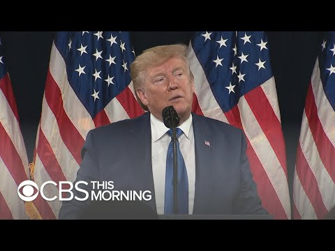 """President Trump """"not Concerned"""" About Impeachment Inquiry"""