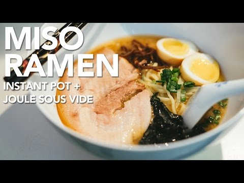 6 Japanese Instant Pot Recipes