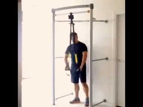 Ultimate Wall Mount Kit With Trx Behind The Scenes Youtube