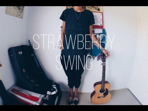 Strawberry Swing - Frank Ocean - Zeek Power cover