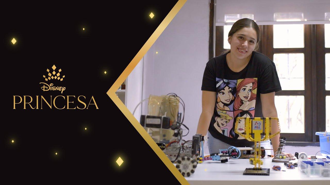Princesas Reales   Arantza Méndez Rodríguez   Disney Princesa