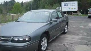 2004 Chevrolet Impala LS Start Up, Engine & In Depth Tour
