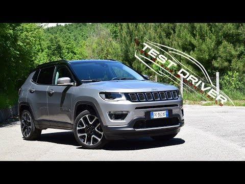 "Prova Jeep Compass 1.4 benzina 140 cv: la ""mini"" Grand Cherokee"