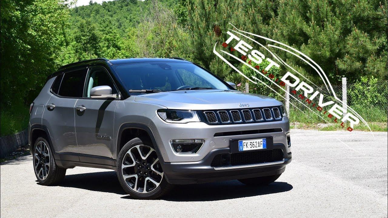 "Jeep Grand Cherokee Limited >> Prova Jeep Compass 1.4 benzina 140 cv: la ""mini"" Grand ..."