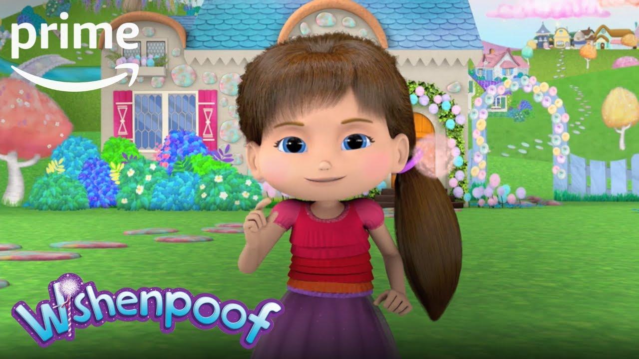 "Wishenpoof - ""Wish Magic"" (Highlight) | Prime Video Kids"