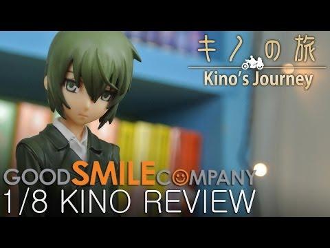 Kino's Journey - キノの旅 -the Beautiful World- GSC 1/8 Figure Review