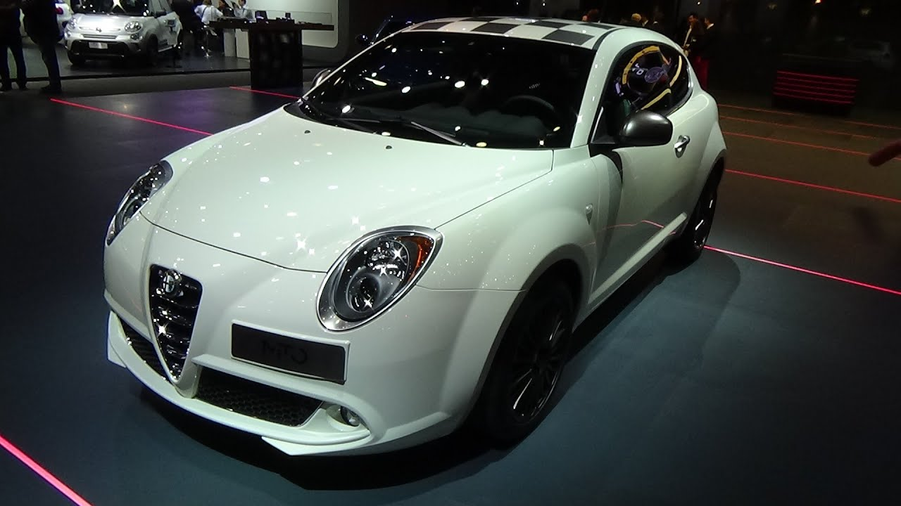 2016 alfa romeo mito exterior and interior auto show brussels 2015 youtube. Black Bedroom Furniture Sets. Home Design Ideas