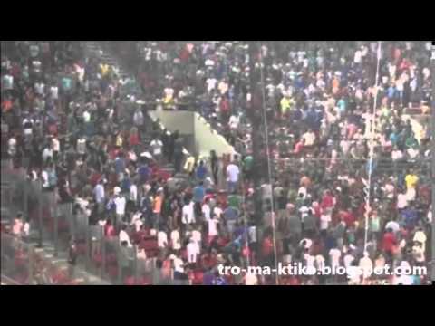 Ξύλο στην θύρα 7 στον αγώνα Ελλάδα-Φινλανδία [4-9-2015]