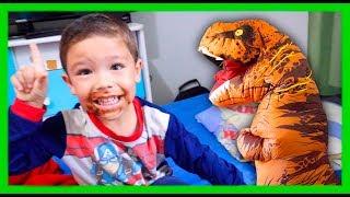 Rafael Johny Johny Yes Papa Funny Pretend Funny kid video