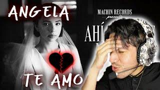 REACCIONO A Ángela Aguilar - Ahí Donde Me Ven (Video Oficial)