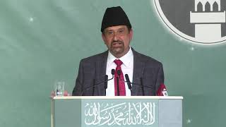 Ansarullah UK Ijtema 2018 Day 3  Sadr Ansar Dr Chaudry Ijaz Ur Rehman
