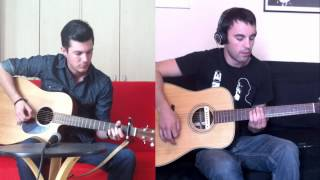 The Gaslight Anthem - 45 (Acoustic cover by Greg & Eric)