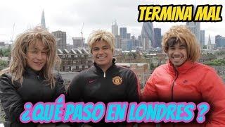 LIVE 3 CON EL CREW - LOS VIAJES Y LA HISTORIA DE LONDRES .