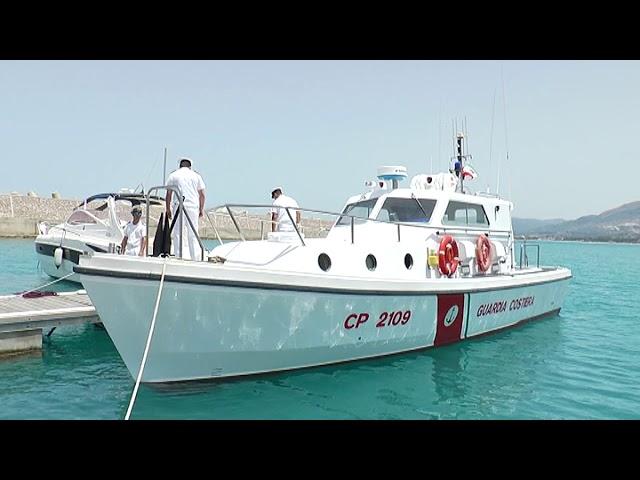 Sant'Agata Militello, la Guardia Costiera sequestra le polpare